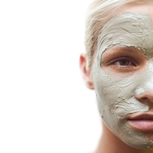 GlinaSi facial mask Grey