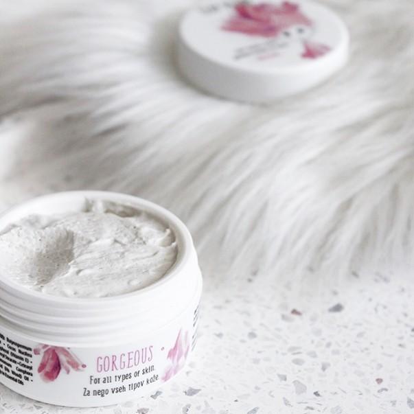 GlinaSi facial cream GORGEOUS